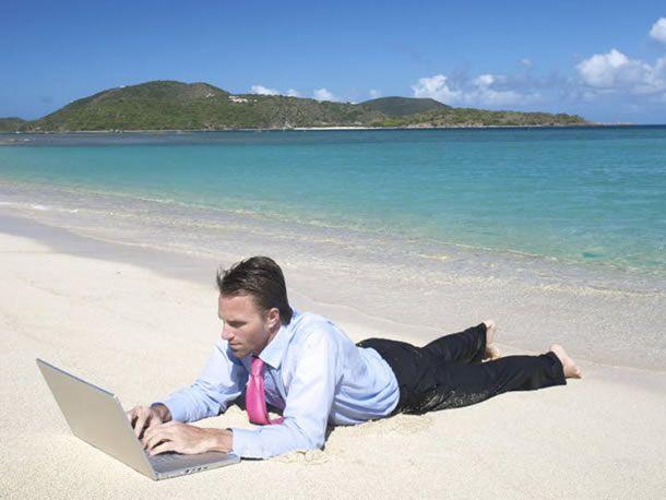 Productividad personal en vacaciones
