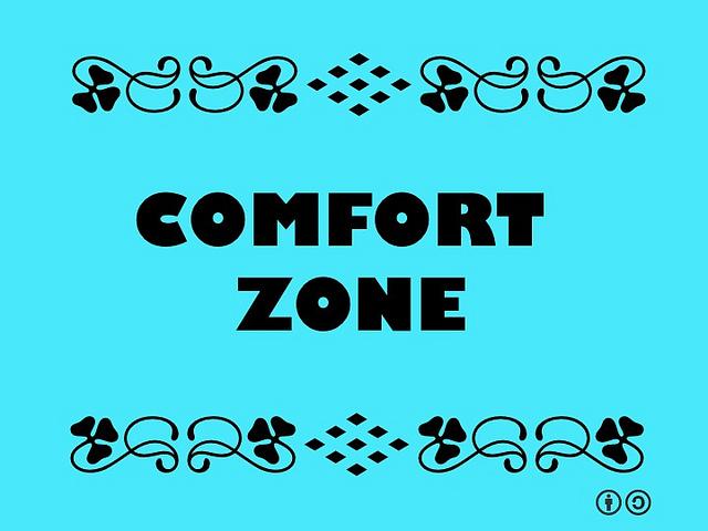 c mo salir de la zona de confort en el trabajo. Black Bedroom Furniture Sets. Home Design Ideas